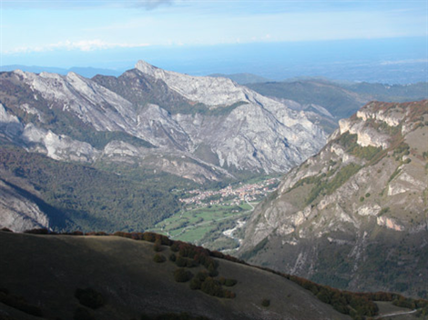 Panoramica di Valdieri