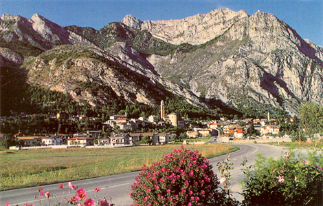 Panorama di Valdieri